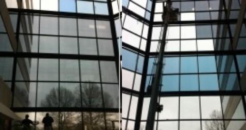 Commercial Solar Window Tint Film Fairfax VA