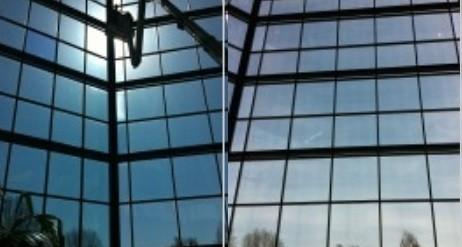 Commercial Solar Window Film Tint - Fairfax VA